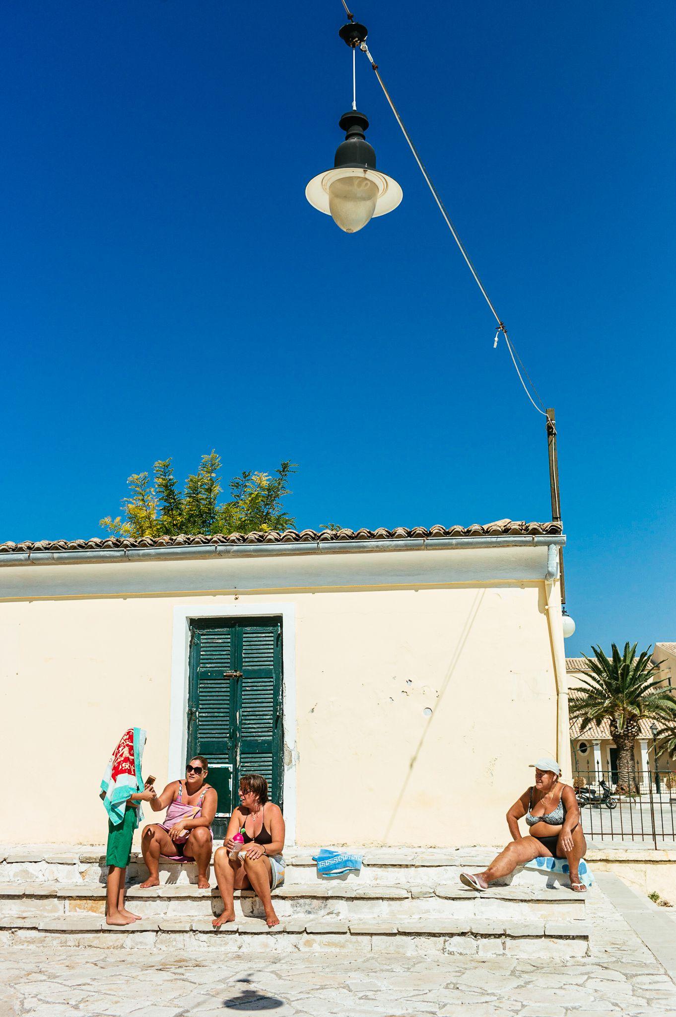 Corfu Family Beach