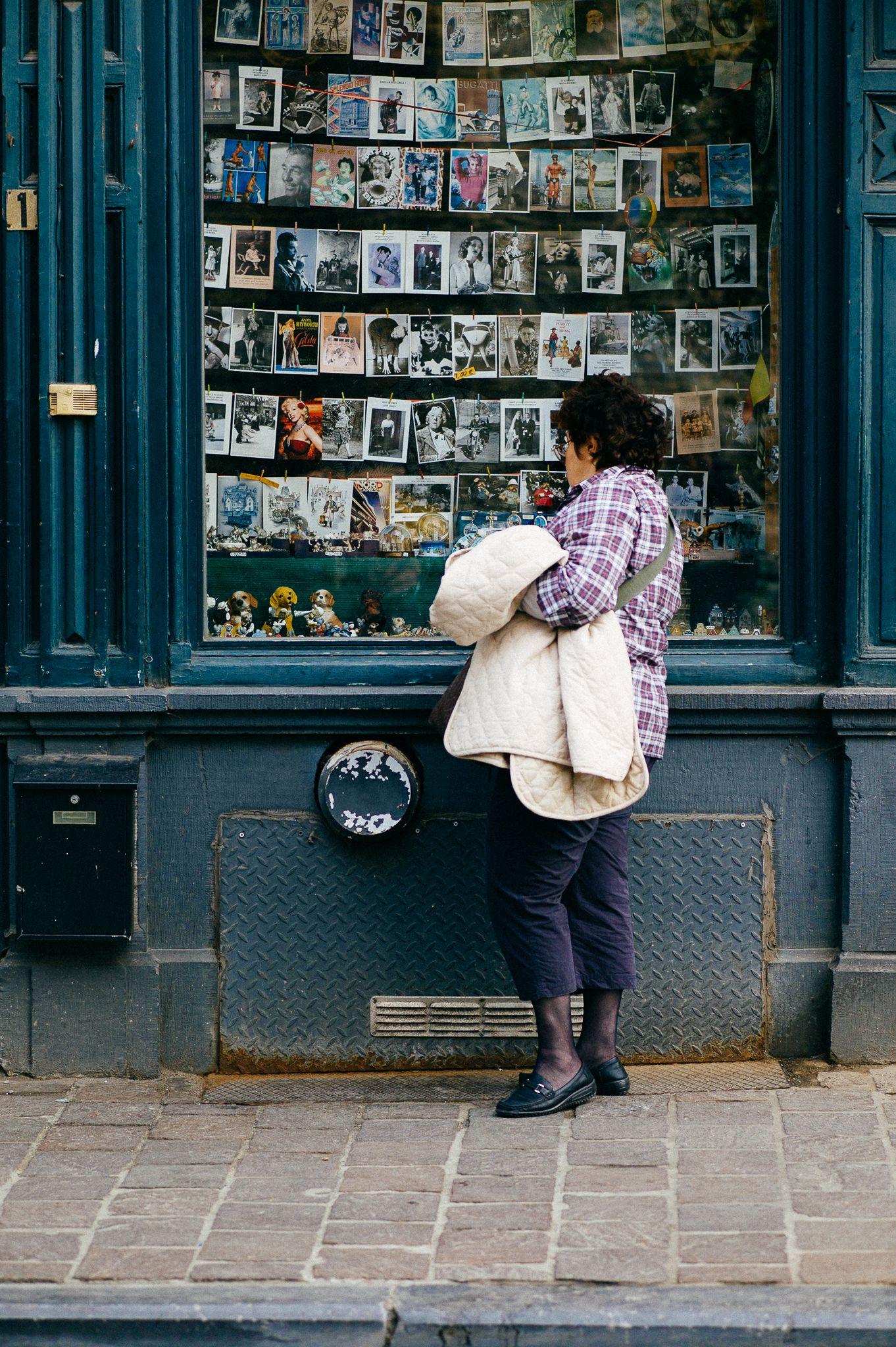 Gent Window shopping