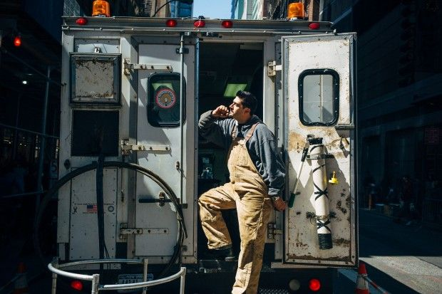 NYC Service Man Manhattan