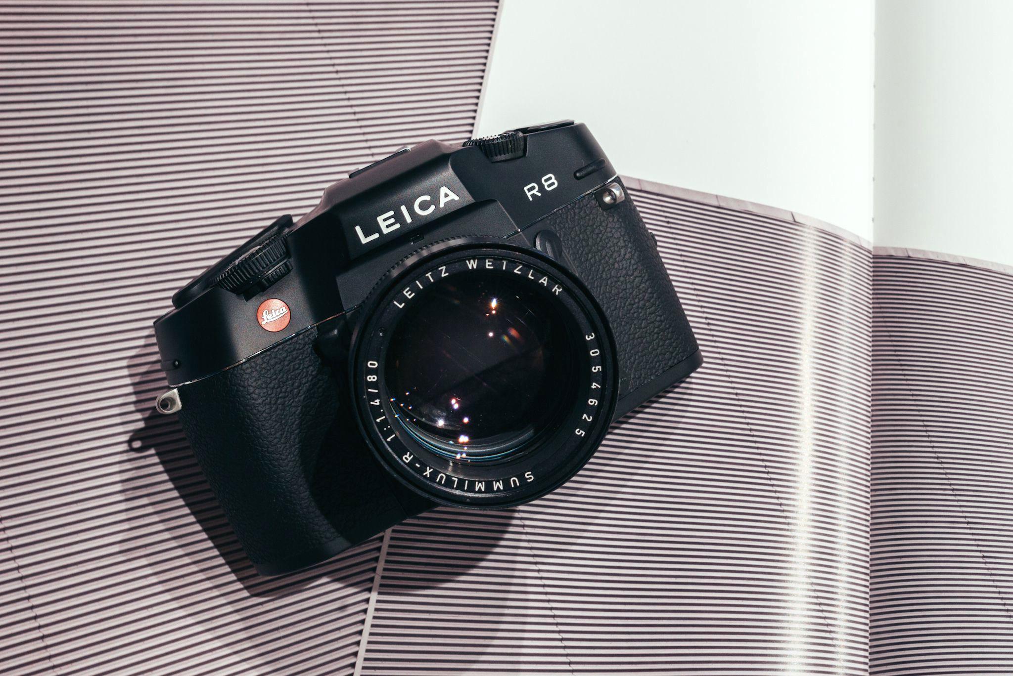 Summilux-R 80mm Leica R8