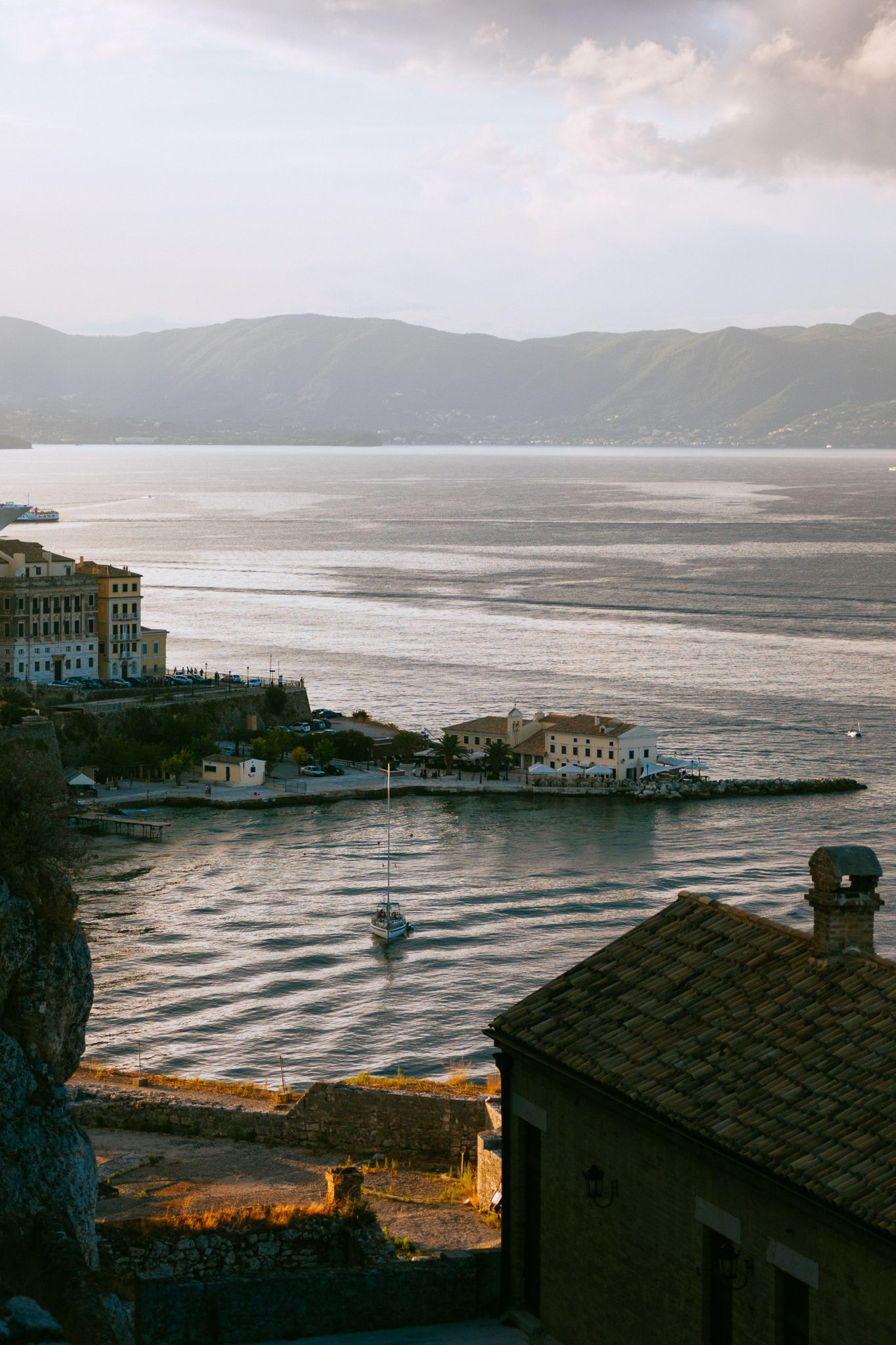 Island Corfu in Greece with Leica R8 and DMR Digital Modul R Digital Back and Vario Elmar 35-70 lens Macro Jip van Kuijk